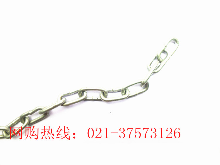 Special offer wholesale manufacturers anti-theft fence dog chain chain traction 1 kg 4mm thick galvanized iron.(China (Mainland))