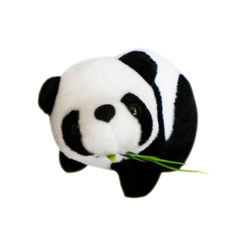 Lovely 16cm Soft Plush Panda Stuffed Animal Gift Kid Children Present Doll Toy Festival Birthday Gift M09(China (Mainland))