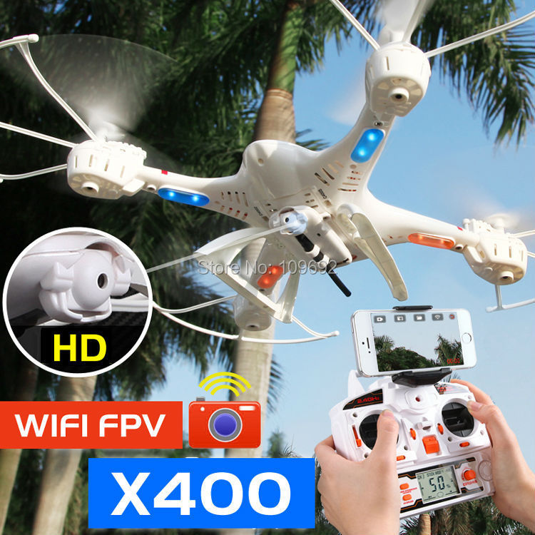 Free delivery New MJX X400 2 4G RC quadcopter drone RC helicopter 6Axis add C4005 HD