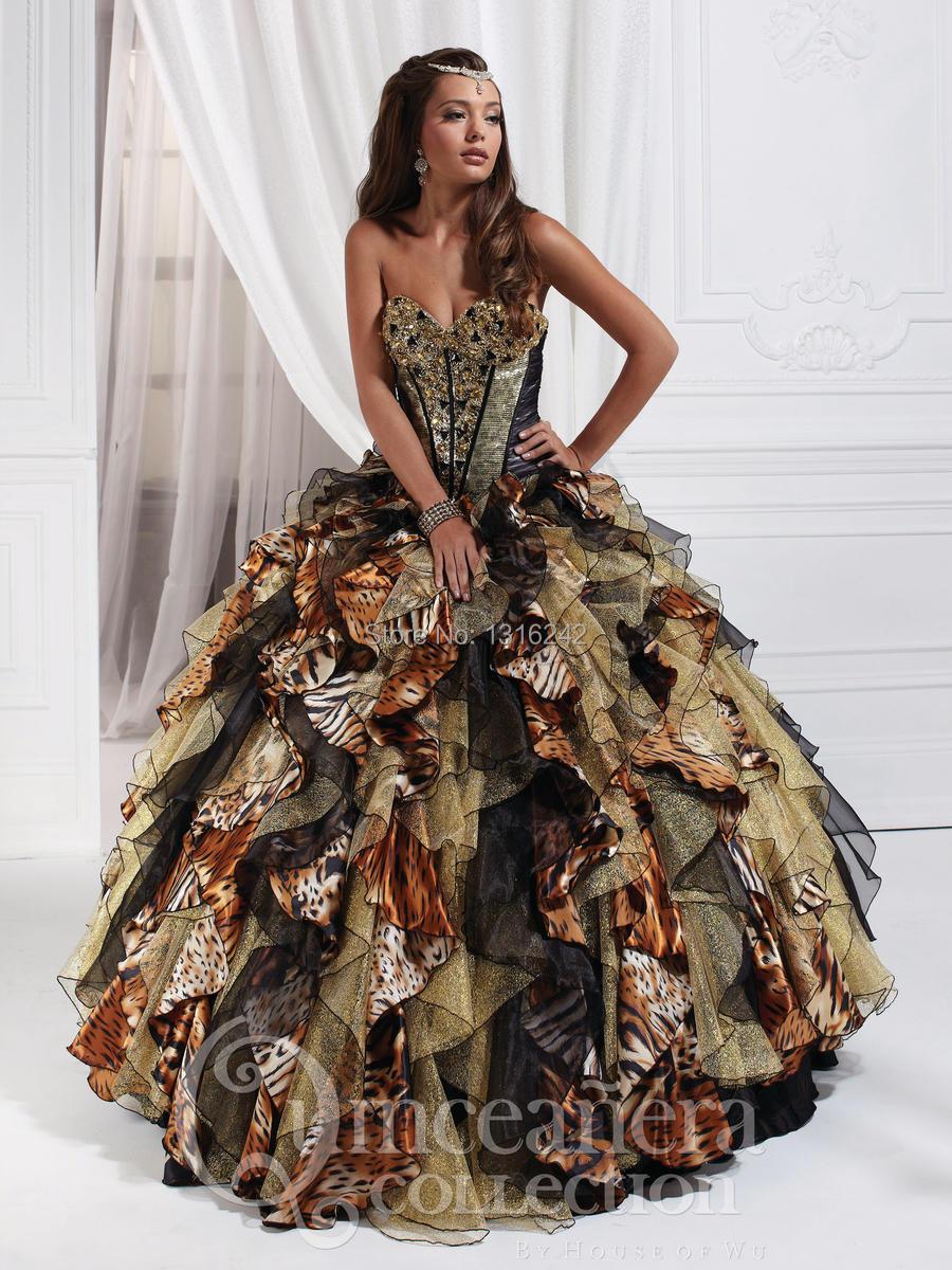Quinceanera Dress Ball
