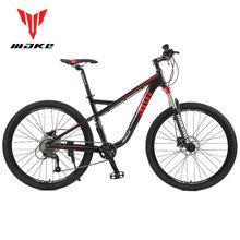 """MAKE горный велосипед алюминиевая рама SHIMAN0 27 скоростей 27,5"""" колеса гидравлические дисковые тормоза MTB(China)"""