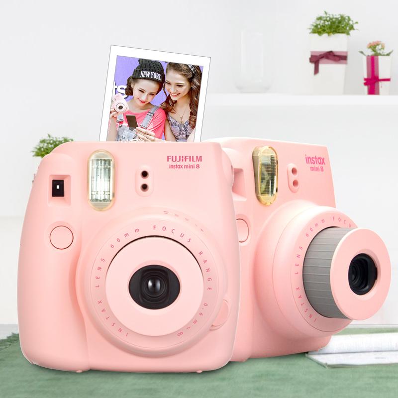 fujifilm instax mini instant pink. Black Bedroom Furniture Sets. Home Design Ideas