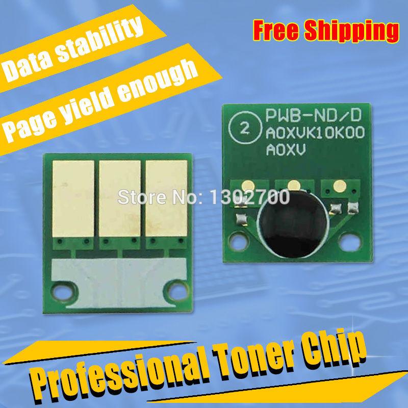 For Konica Minolta bizhub C220 C280 C360 Drum Unit Chip Color laser printer Photocopier reset DR-311 K C M Y Imaging cartridge(China (Mainland))