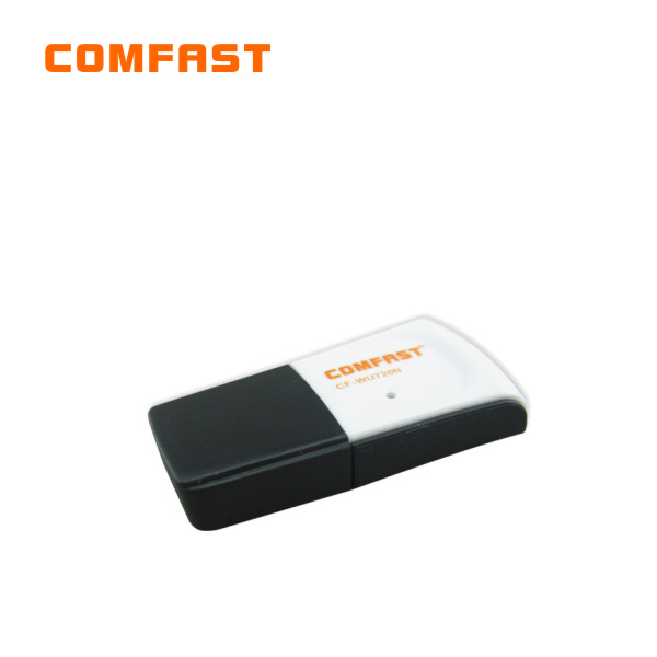 10pcs /lot Comfast CF-WU720N Realtek 8188EUS adaptador wifi usb 802.11n/g/b mini 150m usb wifi wireless network card(China (Mainland))