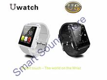 La venta caliente nueva llegada Bluetooth inteligente reloj U8 U reloj para Samsung Galaxy S3 S4 S5 / Note 2 / Note 3 teléfono Android