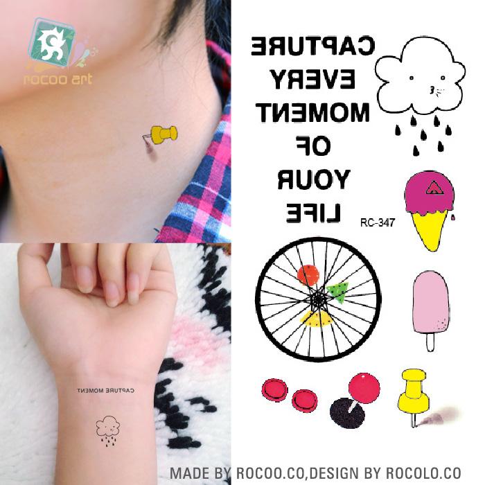 картинки татуировки детские