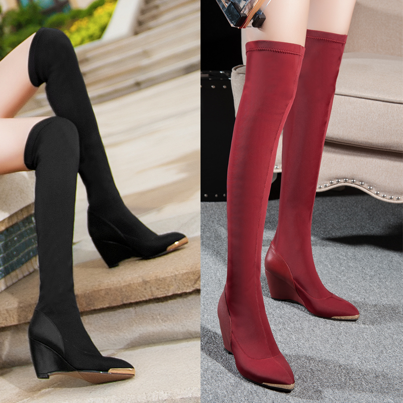 erica s shoe store genuine leather knee high boots