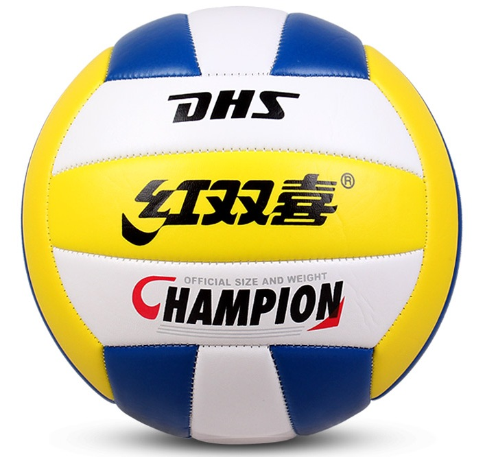 DHS 518 Volleyball Volley Ball Soft PU Size 5 Standard Professional Game Competition Training Brand New Free Shipping(China (Mainland))