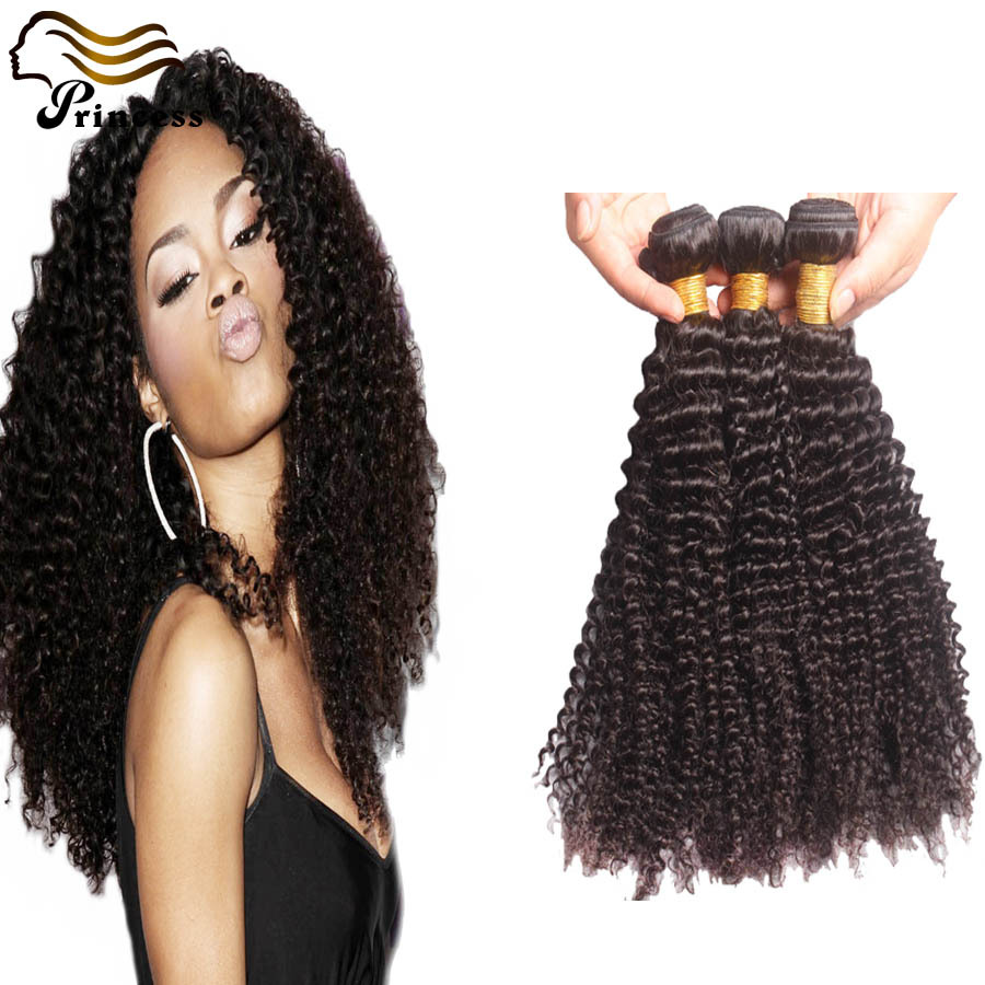 7A Cheap Virgin Brazilian Hair Weave Bundles Afro Kinky Curly Hair 3 Bundles Unprocessed Human Hair Extensions For Black Woman <br><br>Aliexpress