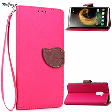 Buy Lenovo K4 Note Flip Leather Case Leaf Style Wallet Case Lenovo Vibe X3 Lite A7010 Shockproof Phone Cover Card Holder for $3.31 in AliExpress store