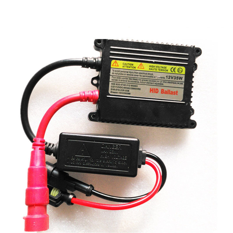 HID 35W DC Xenon Replacement Electronic Digital Conversion Ballast Kit for H1 H3 H4-1 H7 H11 H13(China (Mainland))