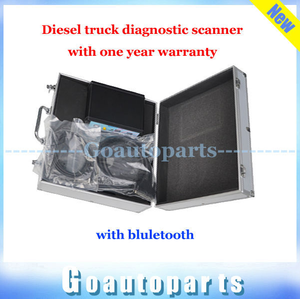 2015 Diesel Truck Diagnostic Scanner Computer Jaltest scanner Wholesale Auto Scanner Free Shipping(China (Mainland))