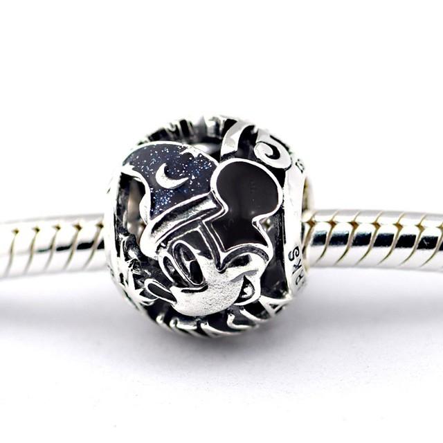925 - серебристо-ювелирные бусины фантазия 75-летию бусины подходящий европейский неповторимое очарование браслеты серебряные украшения DIY 925