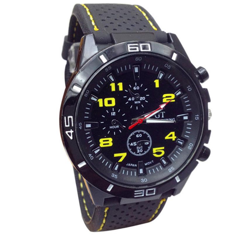 Free Shipping 2015 new Casual Quartz watch men Women military Watches sport Wristwatch Dropship Silicone Clock