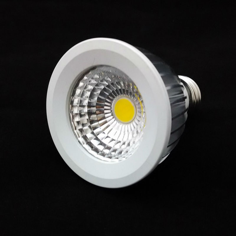 2pcs/lot Par20 Led Lamp E27 Spotlight Par 20 7W Led Lighting white Color / Red/ Bule/Green light 30-60 degree Beam Angle(China (Mainland))