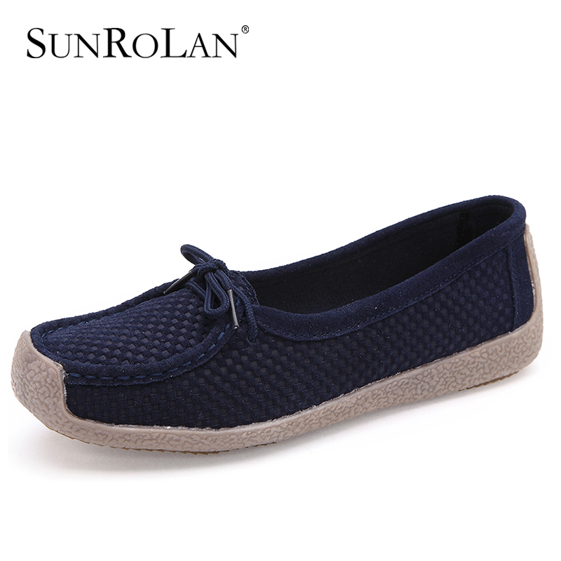 Suede moccasins shoes for woman lace-up genuine leather loafers rubber outsole gommini zapatos mujer anti-skid snail shoes 6016<br><br>Aliexpress