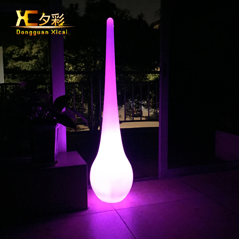 buy novelty led luminous floor lamp color