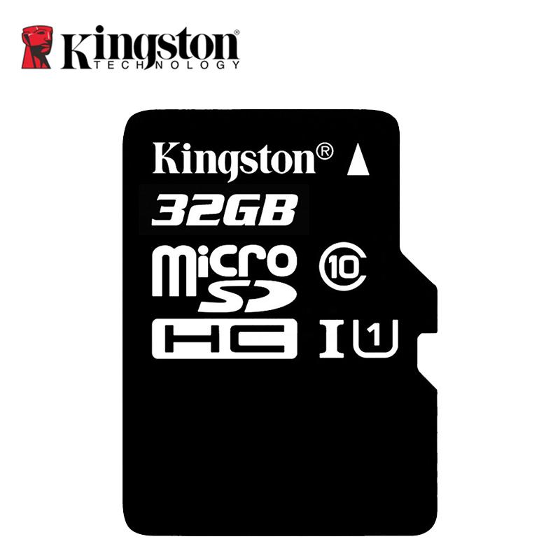Kingston Memory card micro sd card 32GB class 10 4GB 8GB 16GB 32GB 64GB flash card Cartao Memoria brand memory(China (Mainland))