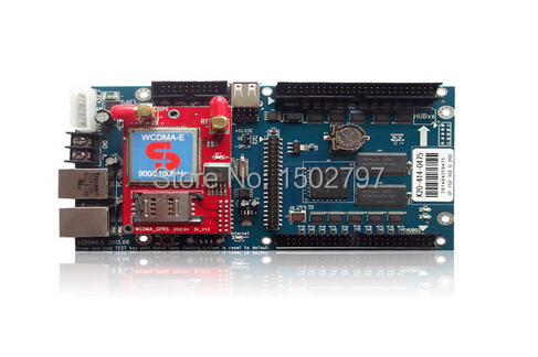 2015 NEW! K20 3G Cascade Sending Card RGB LED Screen Module / Control Range 640x480 pixels(China (Mainland))