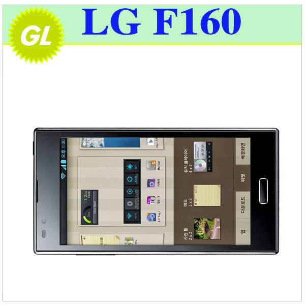 "original phone LG Optimus LTE II F160 4.7"" capacitive touch screen cell phone LTE 2 16G internal 2GB RAM(China (Mainland))"