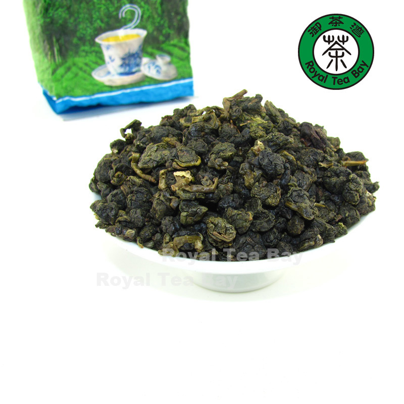 Taiwan Milk Oolong Tea Fragrant and Mellow Taste 50g(China (Mainland))