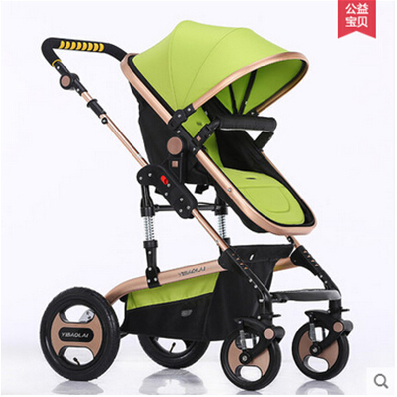 Poussette pliante portable Folding Baby Umbrella Stroller Baby Car Kid Carriage Kid Buggy Baby Pram Style,White Frame pushchair <br><br>Aliexpress