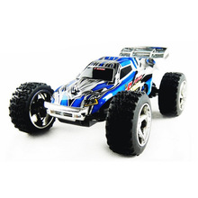 The Newest Children's Electric Car WL Toys 2019 RC Car Upgraded Edition 27MHz  Remote Radio Control Toy 4CH Speeds Best Gift(China (Mainland))