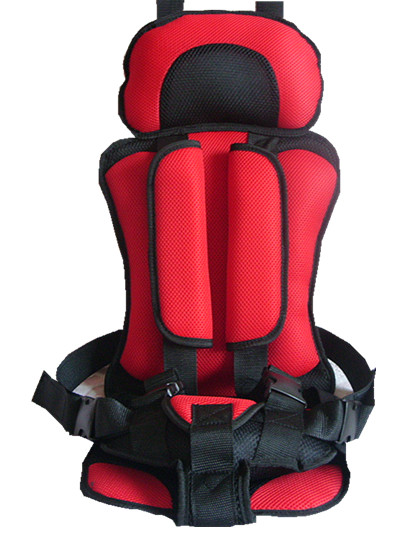 children Baby seat car child safety bags belt age 9 month - 5 color red MMSKEY'S store