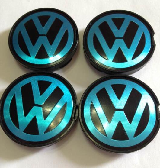 4Pcs New VW Wheel Center Hub Cap Fit For Jetta Bora Golf Mk4 GTI R32 Passat B5 Polo 6N2 9N 9N3 Fox Lupo Mk4 6N0 601 171 55mm(China (Mainland))