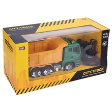 1/18 5CH Remote Control RC Construction Dump Truck Kids Large Toy New(China (Mainland))