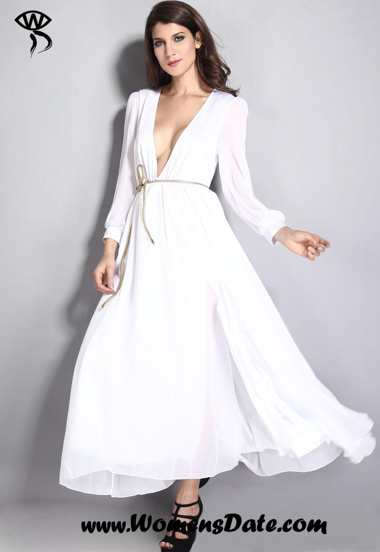 Online Get Cheap Trendy White Dresses -Aliexpress.com  Alibaba Group