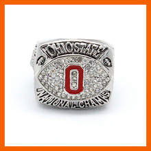 Buy 2002 OHIO STATE UNIVERSITY BUCKEYES NATIONAL CHAMPIONSHIP UNIVERSITY NCAA FOOTBALL RING REPLICA SIZE 11 for $6.99 in AliExpress store