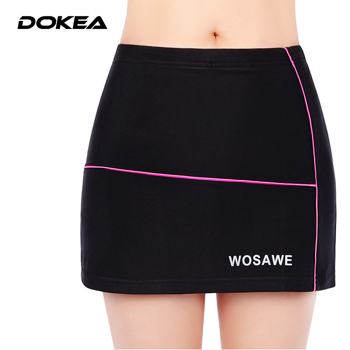 Spring And Summer Outdoor Sports Skirt One-Piece Riding Bicycle Riding Pants Skirts Silicone BC176<br><br>Aliexpress