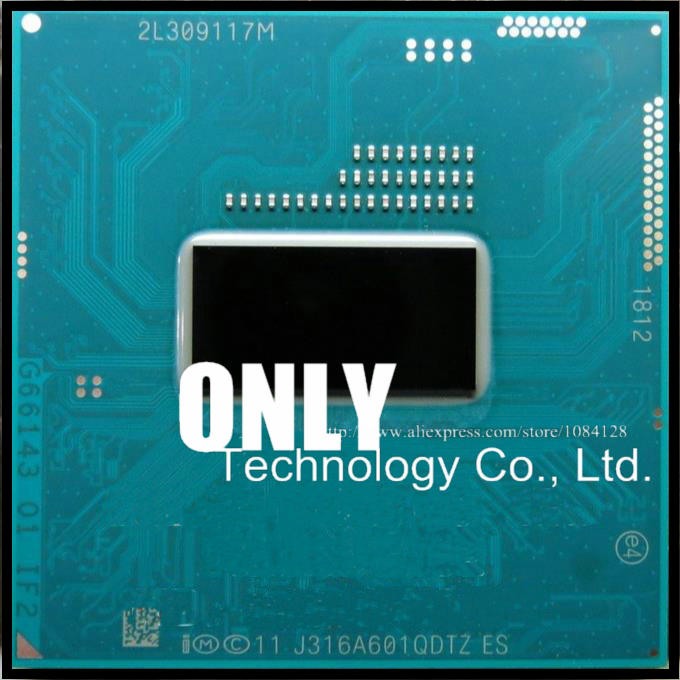 free shipping DHL or EMS Laptop CPU I7 4610M QS/ES QDTZ 3.0-3.7G 4M cpu processor(China (Mainland))