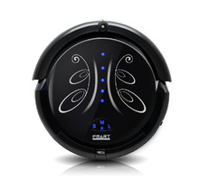6 In 1 Multifunction Robot Vacuum Cleaner (Sweep,Roll, Vacuum,scrape,Mop,Sterilize),Schedule,2-Way Virtual Wall,Self Charge(China (Mainland))