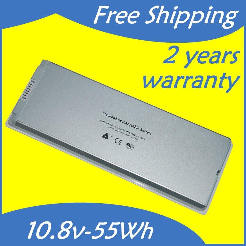 """laptop Battery For APPLE MacBook 13"""" MA254B/A MA254 MA254*/A MA254F/A A1185 10.8V 55WH(China (Mainland))"""