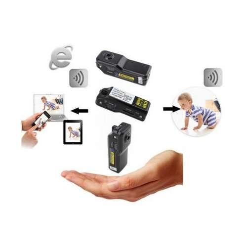 4GB Card+Mini Wifi Ip Wireless Surveillance Camera Remote Cam Support Android Iphone PC Viewing(China (Mainland))