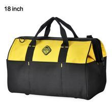 Nueva llegada del envío gratis 18 pulgadas grande herramientas de embalaje bolsa herramientas bolsas de herramientas organizador de los bolsos
