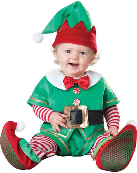 Скидки на Черная Пятница Рождество Рождество Хэллоуин Костюм Младенческой Ребенок Динозавров Аниме Косплей Новорожденных Малышей Одежда