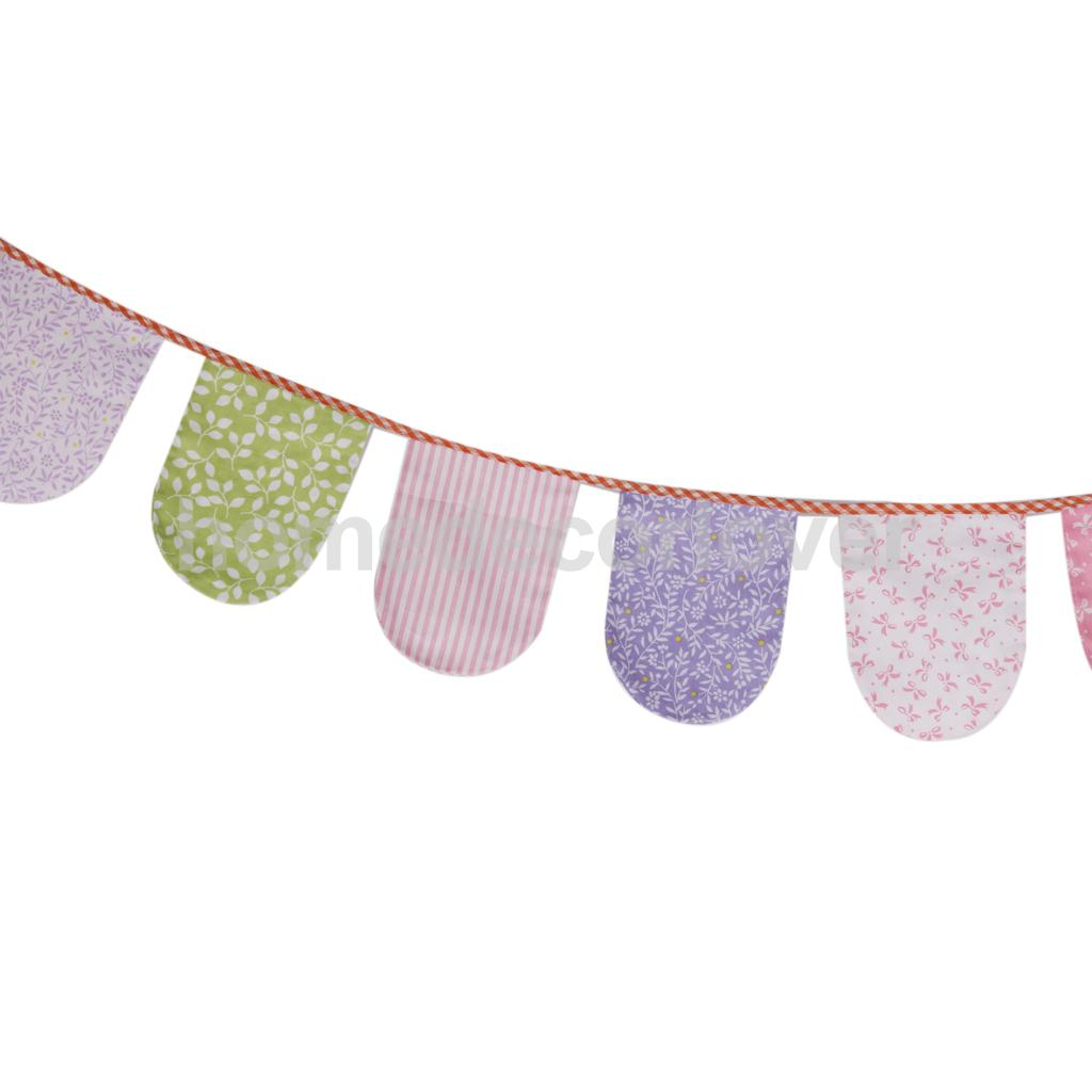 Birthday Party Banner Bunting Flags Dessert Table Tent Home Decoration Gift(China (Mainland))