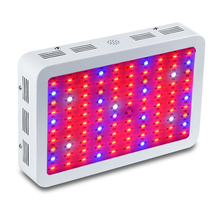"""""""GrowBloom Champion"""" 1000W Full Spectrum Medical Plants LED Grow light Panel  designed with newsest 10W double chips LEDs(China (Mainland))"""