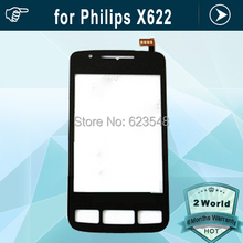 10pcs Original touch screen touch display panel digitizer replacement for Philips X622