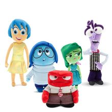 5pcs/set  12-22cm Inside Out  Stuffed animals plush toy dolls(China (Mainland))