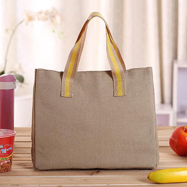 Обед сумки холодильная камера изолированный обед мешок для детей женщины мужчины ...