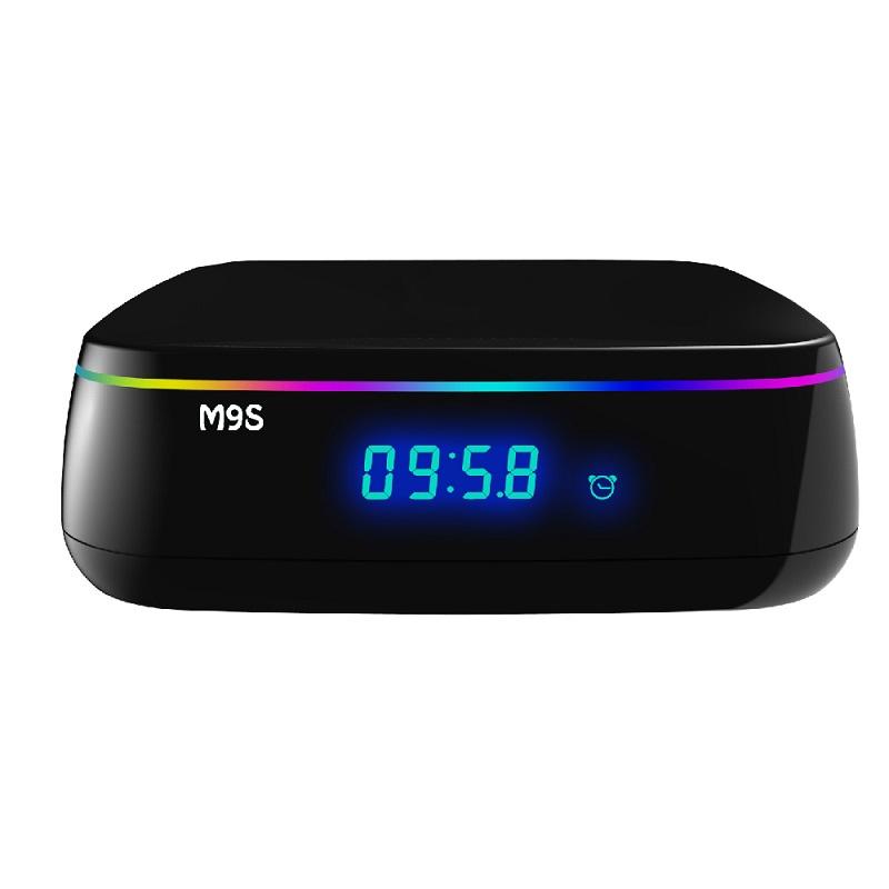 Network TV Box 2GB 16GB Andriod Smart TV Box M9S MIX Set-top Box Network Player(China (Mainland))