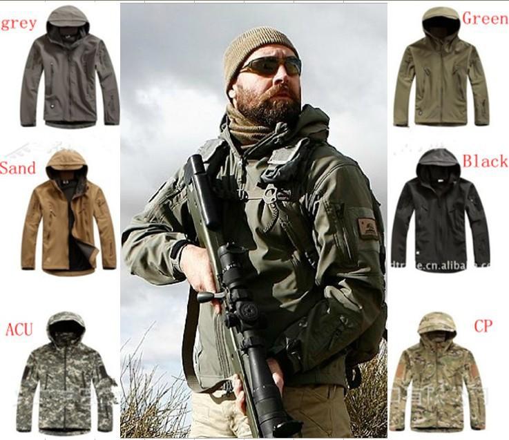 Tactical Jacket Waterproof