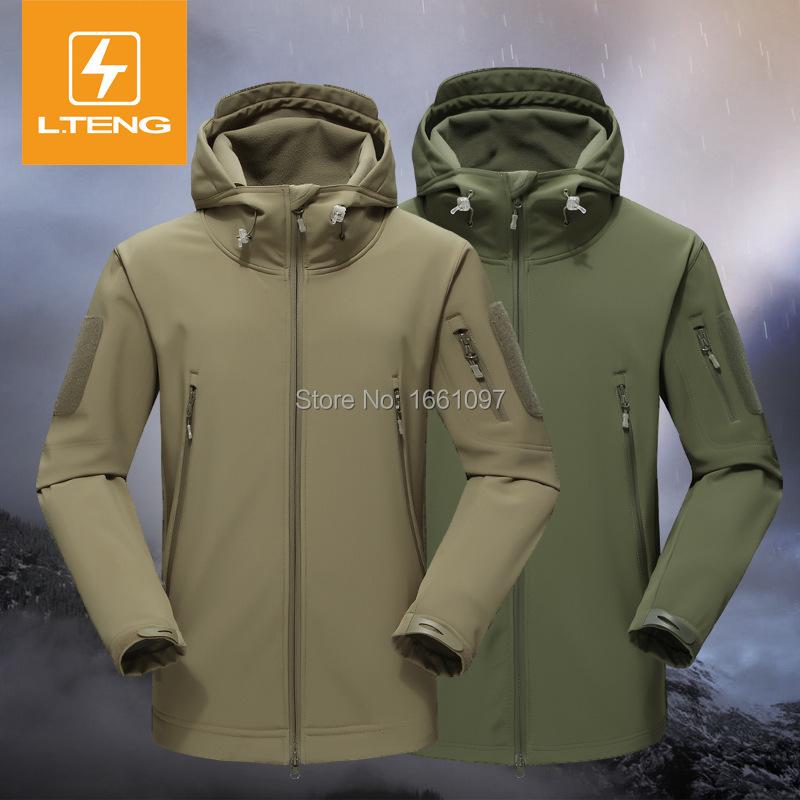 Hot sale Soft shell outdoor men jacket Warm fleece men coat Multifunctional mens jackets and coats waterproof and windproof wear(China (Mainland))