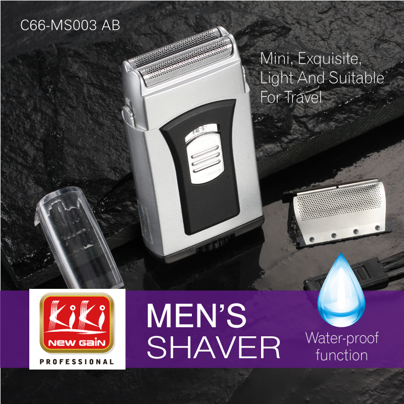 mini waterproof shaver.Twin Blade head.Use 2 AAA batteries.shave and Hair Removal.Personal care equipment.Reisebedarf(China (Mainland))