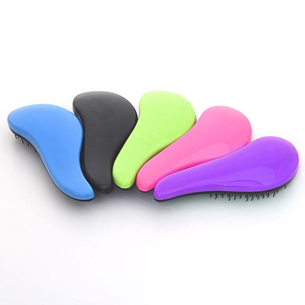 Hot slaes Hair Brush Combs Magic Handle Tangle Shower Salon Styling Tamer Tool(China (Mainland))