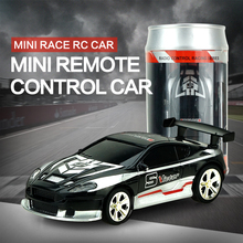Buy Newest 1:58 Mini RC Car Remote Control Cars Electric High Speed RC Mini PVC Coke racing Car toys Children for $18.50 in AliExpress store